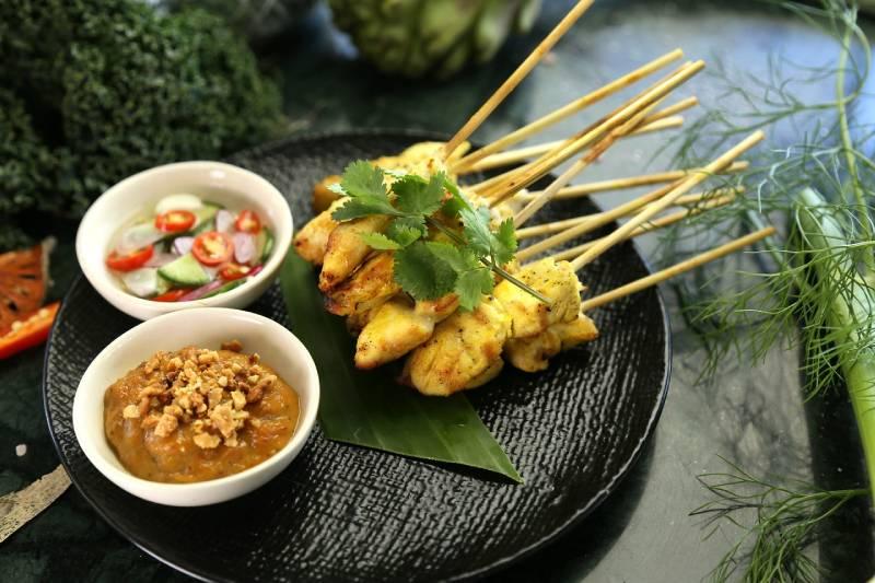 Le poulet thai et ses bouillons, quel vin accorder