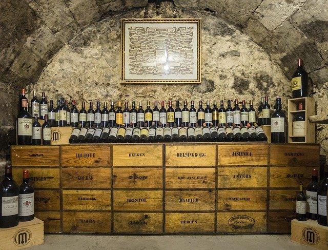 investissement vin