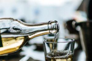 vin blanc déglacer
